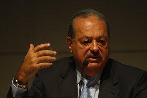 La empresa de Slim, América Móvil, confirmó que su subsidiaria Telnor ha sido multada.