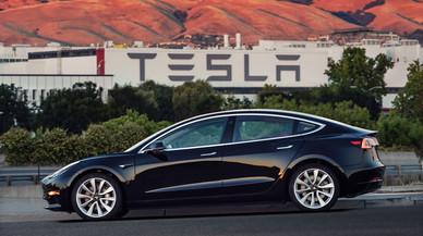 El Tesla Model 3 arrasa a la competencia en Estados Unidos