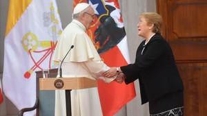 El papa Francesc demana perdó a Xile pels abusos sexuals comesos per membres de l'Església