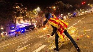 """El Gobierno promete que garantizará la """"seguridad"""" en Catalunya"""
