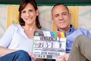 Movistar+ ya graba la segunda temporada de 'Vergüenza'