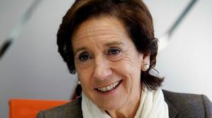 Victoria Prego, periodista ypresidenta de la Asociación de Prensa de Madrid.