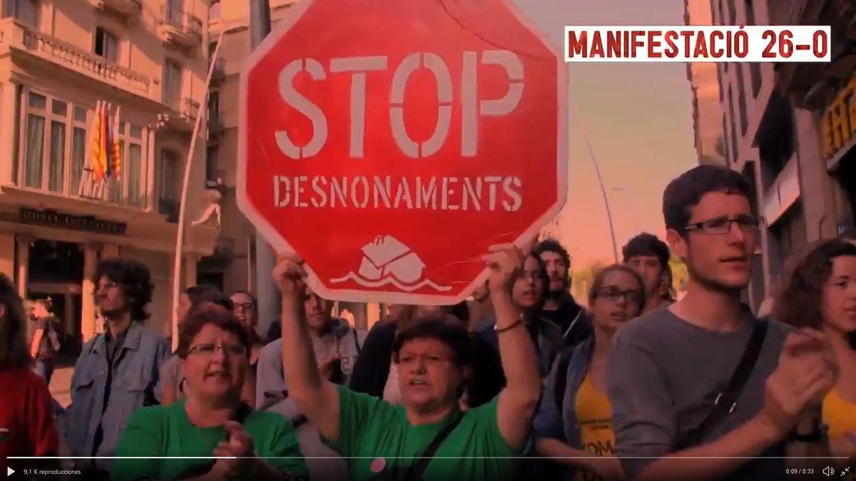 Vídeo con el que Òmnium y ANC llaman a llenar las calles de Barcelona este sábado contra la sentencia del 'procés'