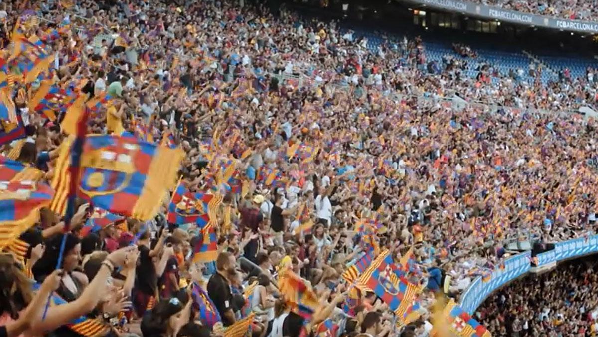 Vídeo Share, Like, Follow Barcelona, utilizado por elAyuntamiento para promocionar la ciudad de Barcelona.