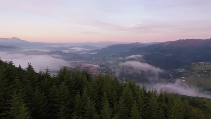 Vídeo promocional de TV-3 del documental Polifonia Basca.