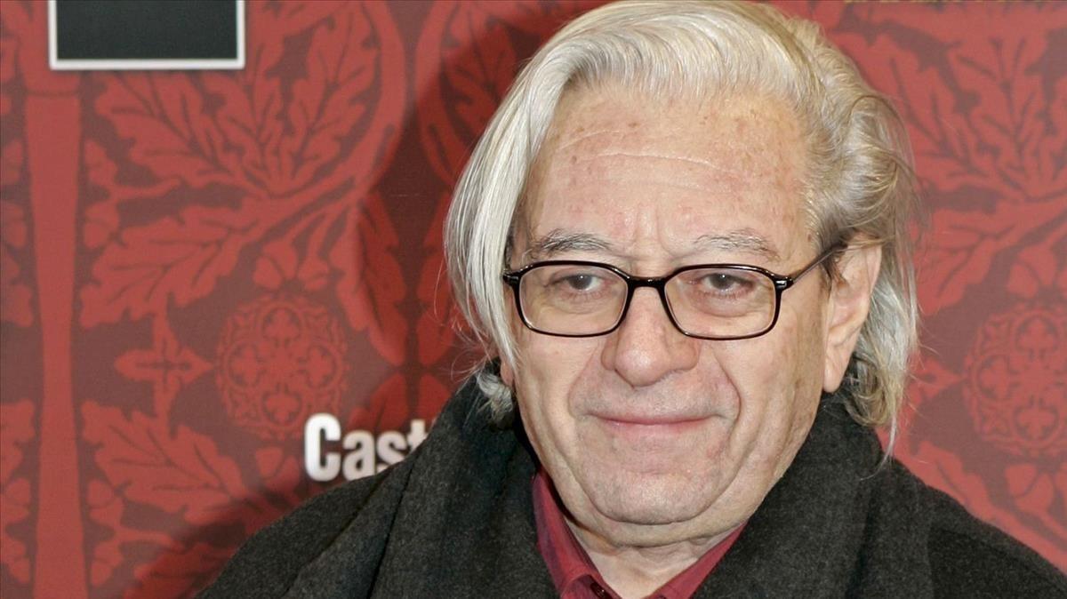 El realizador Antonio Mercero.