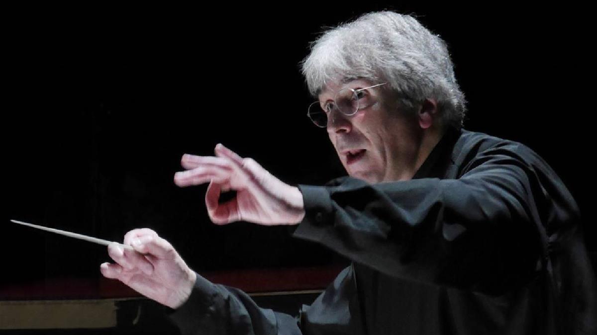 El director de orquesta Edmond Colomer.