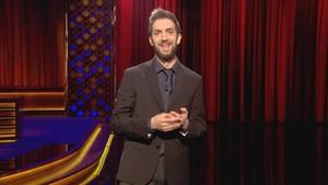 El cómico gallego David Broncano, en televisión.