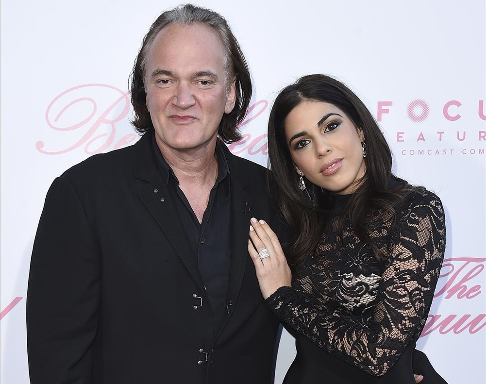Tarantino, encadenat per Daniela Pick