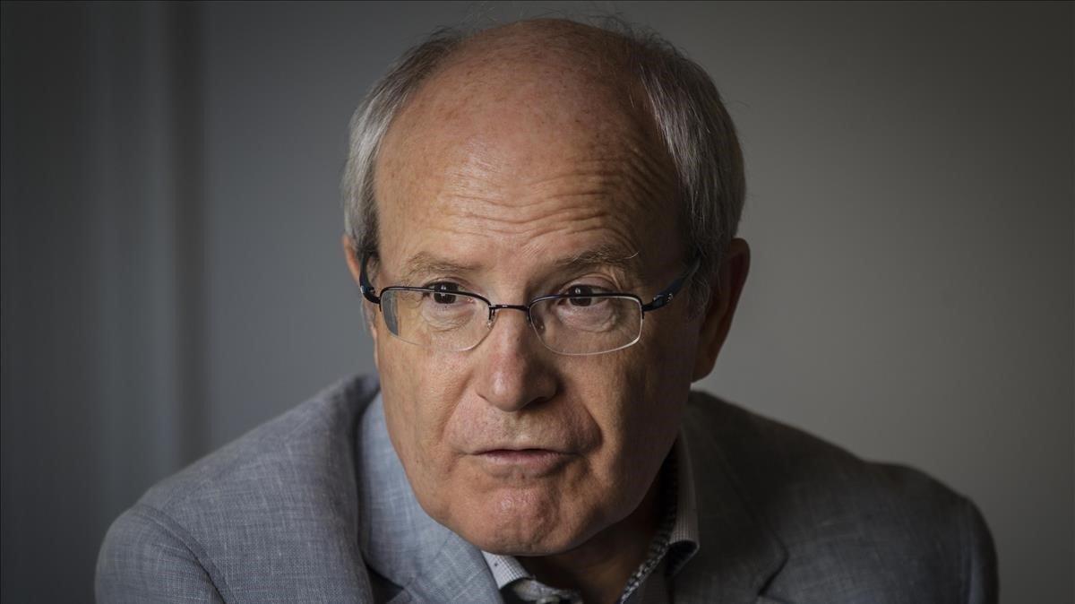 El expresidente de la Generalitat José Montilla.