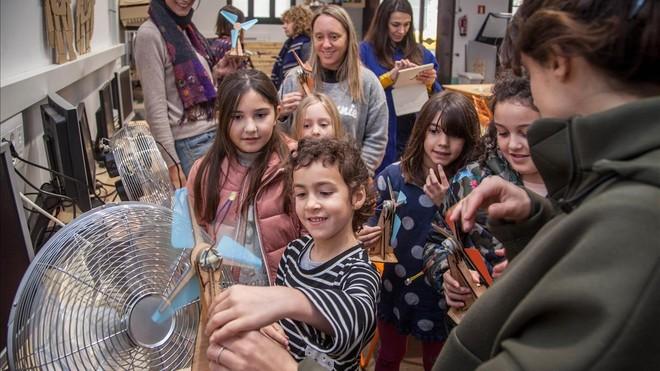Kids Day: el Mobile dels nens