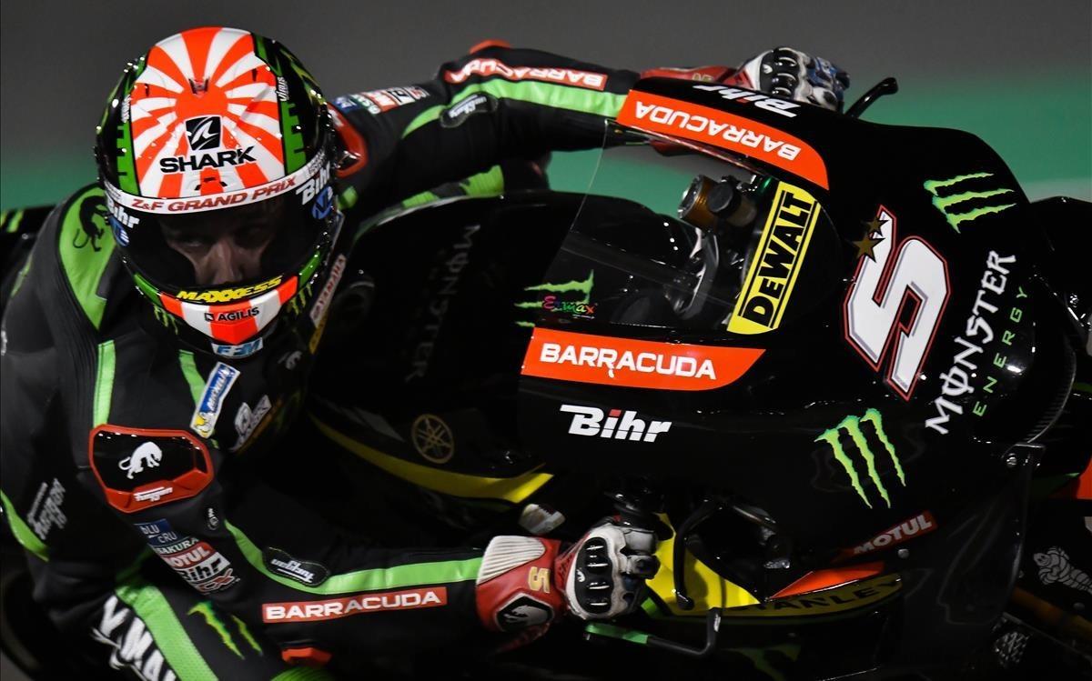 Zarco deixa bocabadada la graella de MotoGP