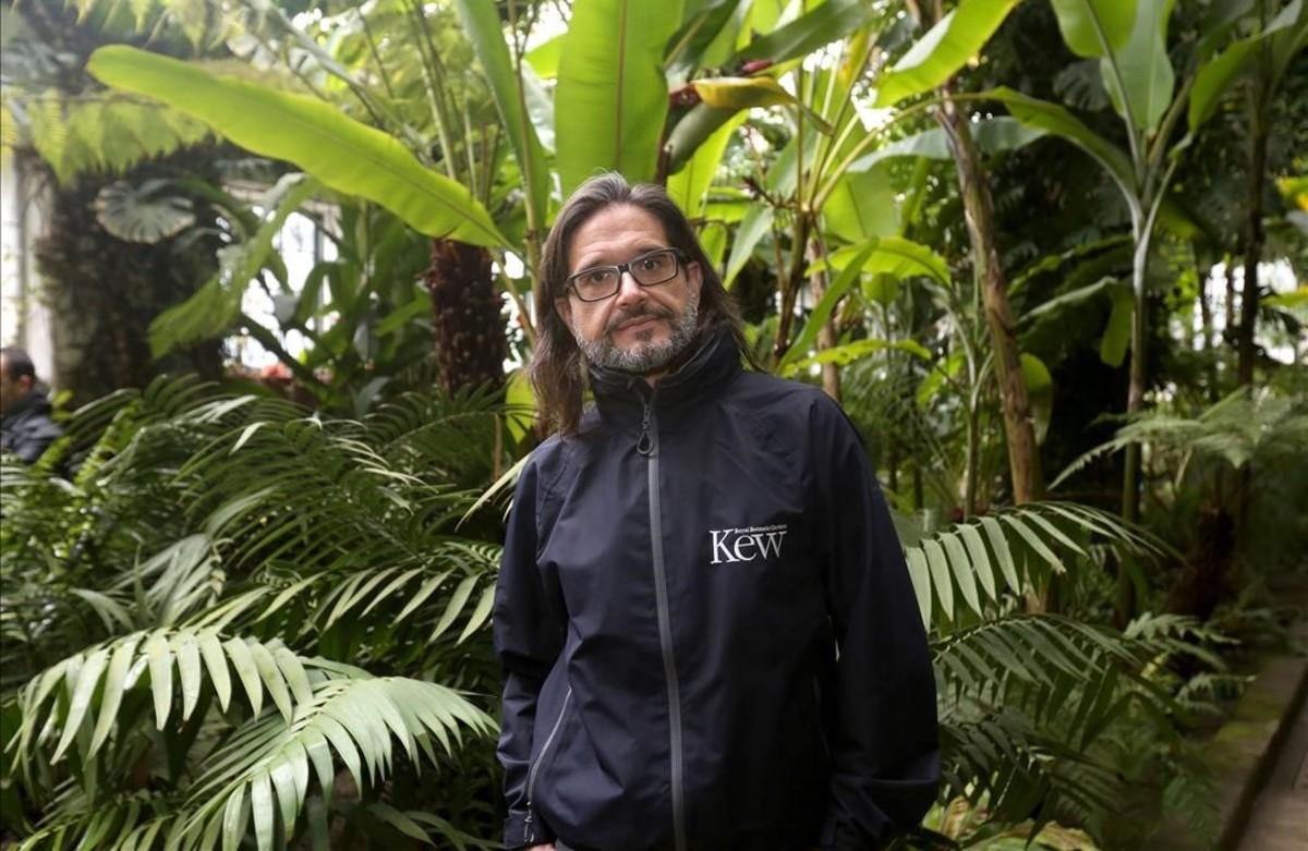 Carlos Magdalena: el gurú de las plantas