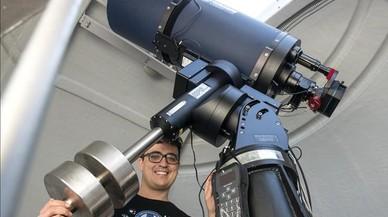 """Pere Guerra: """"Mi mayor ilusión sería descubrir un exoplaneta"""""""