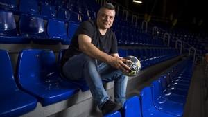 Xavi Pascual: «Canviem la filosofia de l'equip»