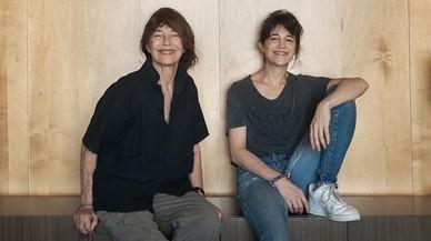 Birkin & Gainsbourg, madre, hija y compañeras de cartel