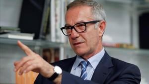 El ministre de Cultura acusa PP i Cs de buscar excuses per no exhumar Franco
