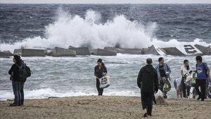 Després del 'Leslie', les tempestes tornen dijous al Mediterrani