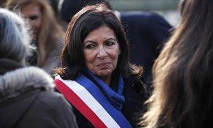 L'alcaldessa de París vol convertir en zona de vianants el centre de la ciutat