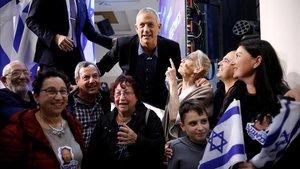 El general capaç de destronar Netanyahu