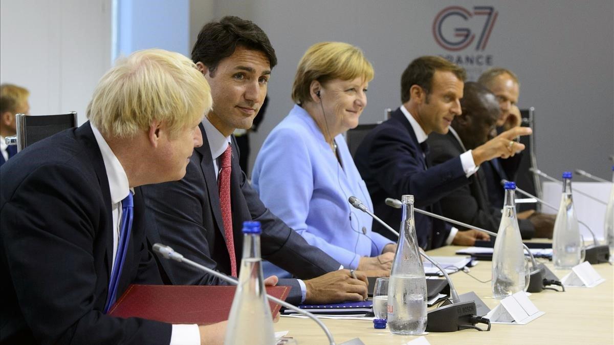 París, Berlín i Londres redoblen la pressió sobre l'Iran