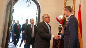 El Rei acompanya els empresaris espanyols a Cuba