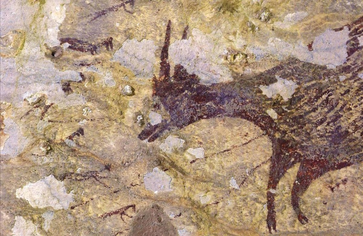 L'obra d'art més antiga de la humanitat és a Indonèsia