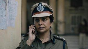 Una imagen de 'Delhi crime'.