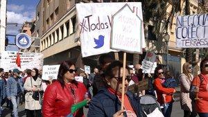 Barcelona amenaça d'expropiar 194 pisos buits si no es posen de lloguer