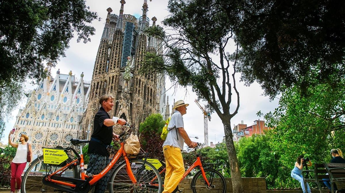 BCN aprofita la crisi de la Covid-19 per apostar pel turisme de qualitat i sostenible