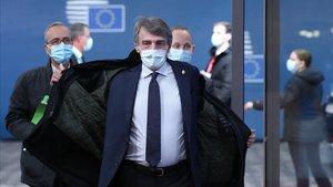 L'Eurocambra torna la pressió sobre el fons de recuperació als Vint-i-set