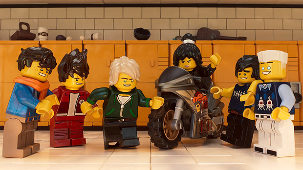 Tráiler de La LEGO Ninjago película.