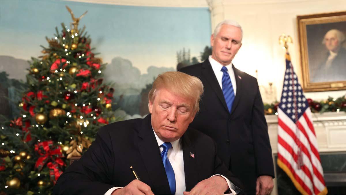 Estados Unidos reconoce Jerusalén como capital de Israel