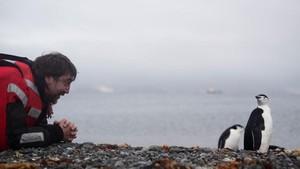 lmmarco41778393 javier bardem saludando a unos pinguinos foto instagram180125174534