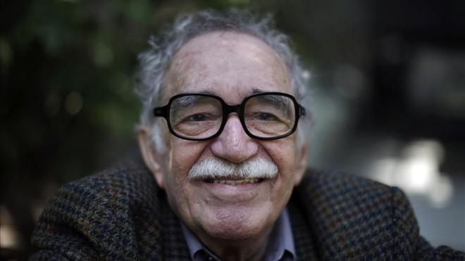 Gabriel García Márquez en el 2010