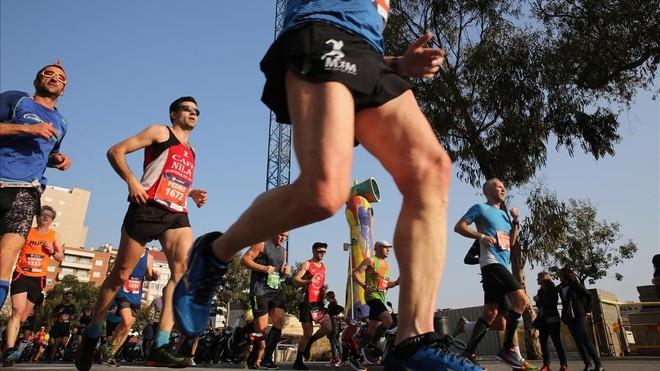 El maratón de Barcelona ya está a punto.