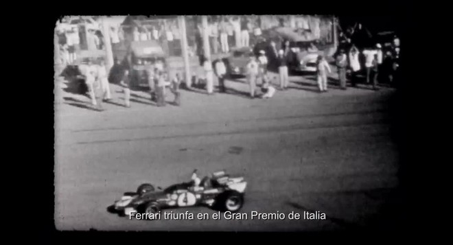 Documental del Ferrari 312 B.