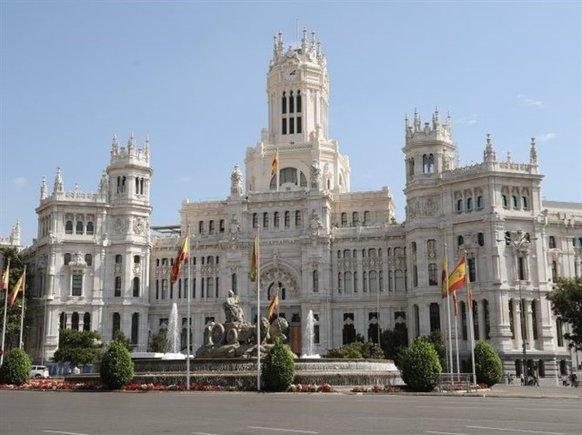Centenario Cien Años Del Palacio De Cibeles De Antonio