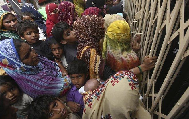 Un pediatre, sospitós d'infectar del VIH més de 400 nens al Pakistan