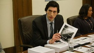 Adam Driver, en un fotograma de 'The report'