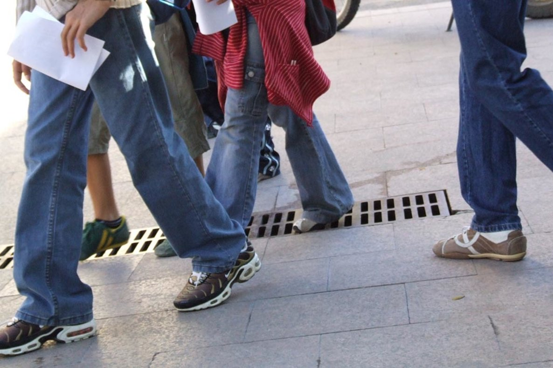 Adolescentes de Sant Boi de Llobregat.
