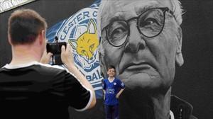Leicester, la ciutat de 'sir' Claudio Ranieri