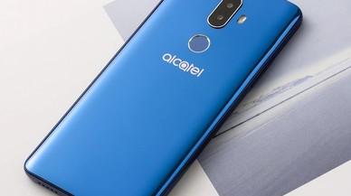 Alcatel lanza el 'smartphone' modelo 3V por menos de 200 euros