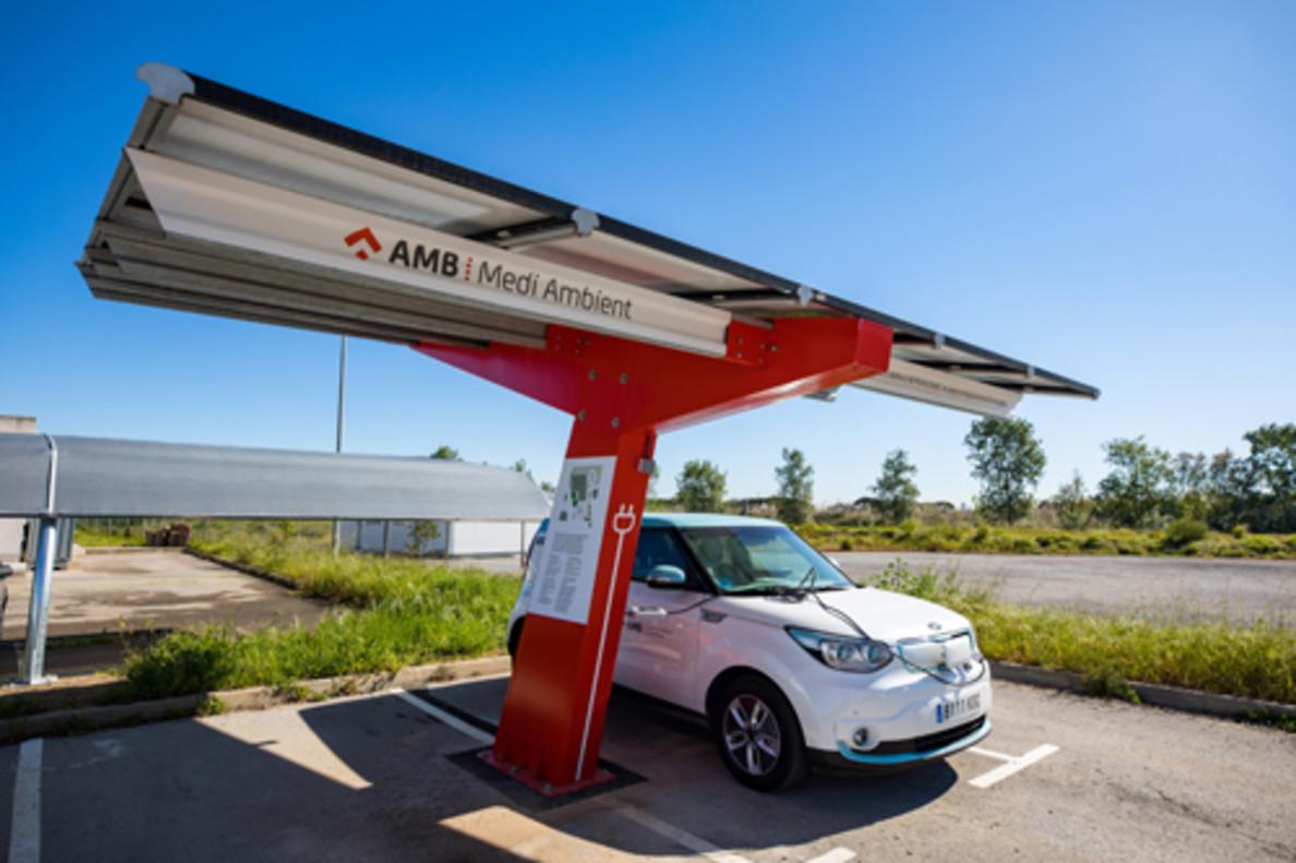 La AMB instala una fotolinera en Viladecans y Gavà.
