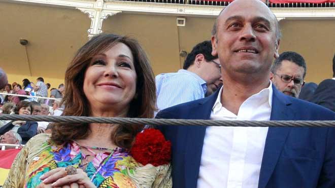 Ana Rosa Quintana rompe su silencio tras la detención de su marido.