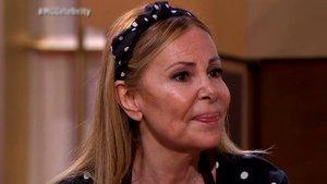 """Ana Obregón, sobre 'Masterchef Celebrity': """"Me amenazaron con denunciarme si no iba a la presentación"""""""