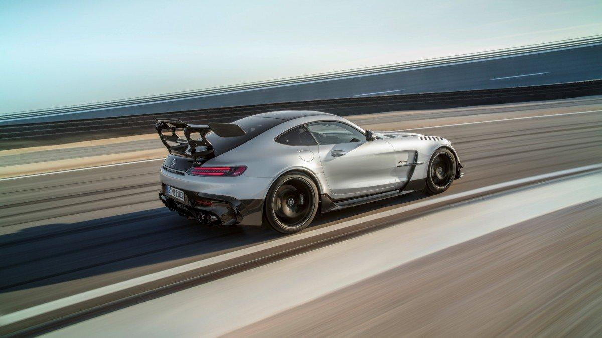 Arrancan los pedidos del nuevo Mercedes-AMG GT Black Series
