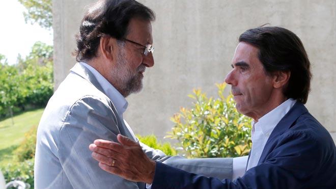 Aznar y Rajoy declararán en el juicio por la presunta la caja b del PP.