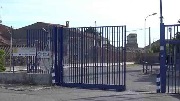Imágenes de la cárcel de Brieva, Ávila, donde este lunes ha entrado en prisión Iñaki Urdangarin.