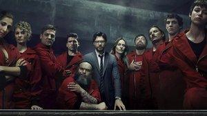 Netflix pone fecha al estreno de la cuarta temporada de 'La casa de papel'